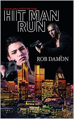 Book Review: Hit Man Run by Rob Damon
