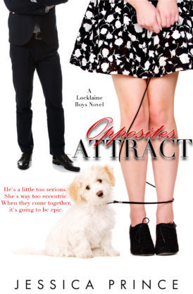 Opposites Attract (The Locklaine Boys #2; a Love Hate Relationship spinoff)