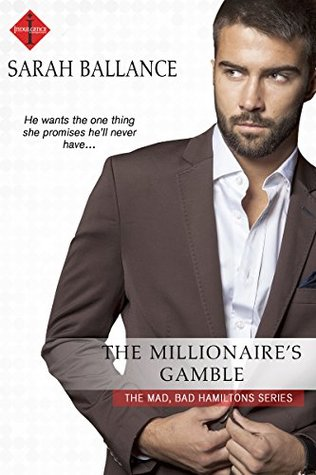 {Review} The Millionaire's Gamble by Sarah Ballance