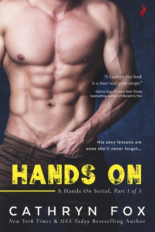 Hands On Book Cover