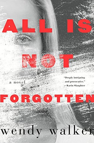 cover of All is Not Forgotten