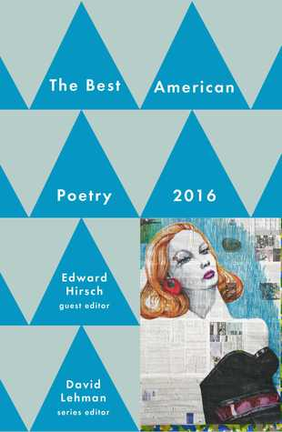 Best American Poetry 2016 by David Lehman