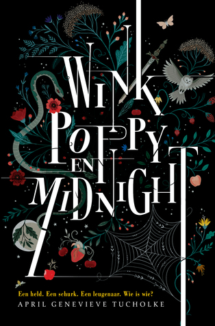 Wink Poppy en Midnight by April Genevieve Tucholke