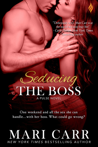 {Review} Seducing the Boss by Mari Carr