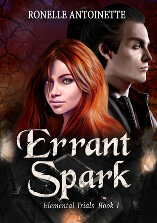 Errant Spark (Elemental Trials Book 1)