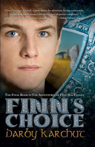 Finn's Choice by Darby Karchut