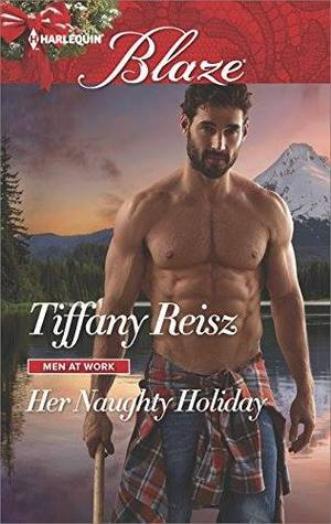 Her Naughty Holiday (Men at Work, #2)