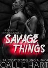 Savage Things (Chaos & Ruin #2)
