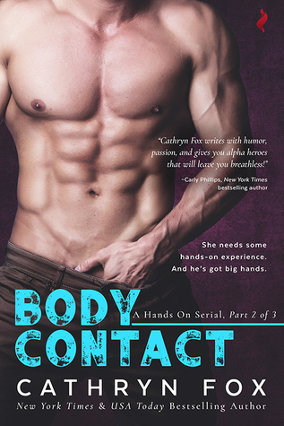 Body Contact Book Cover