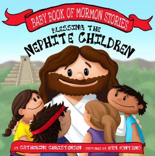 Blessing the Nephite Children