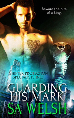 Guarding His Mark (Shifter Protection Specialists Inc., #3)