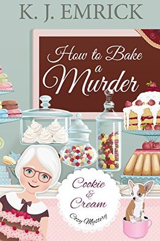 cover of How to Bake a Murder