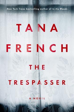 cover The Trespasser