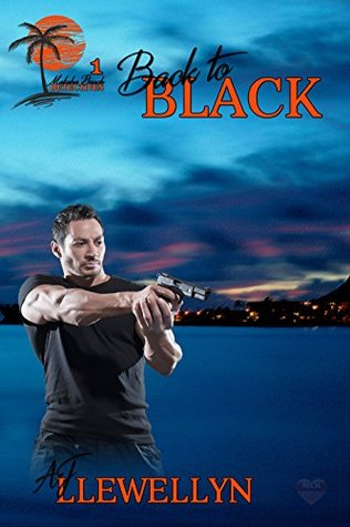 Book Review: Back to Black (Makaha Beach Detectives #1) by A. J. Llewellyn