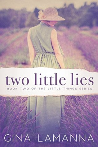 cover of Two Little Lies