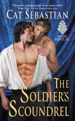 #GuestPost #Review: THE SOLDIER'S SCOUNDREL by Cat Sebastian #GayRomance #HistoricalRomance #Giveaway
