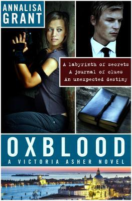 Oxblood (Victoria Asher #1)