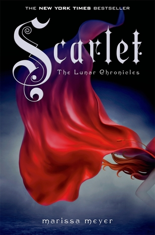 'Scarlet' lives up to 'Cinder'