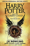Harry Potter and the Cursed Child - Parts One and Two by J.K. Rowling