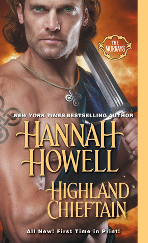 Highland Chieftain (Murray Family, #21)