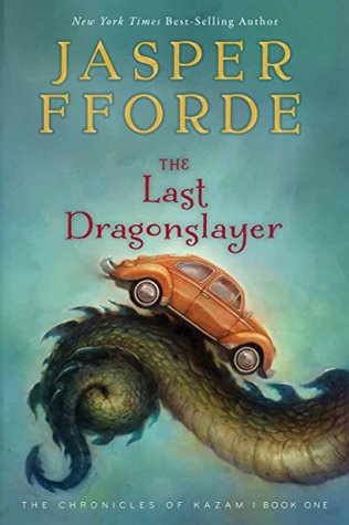 cover of The Last Dragonslayer