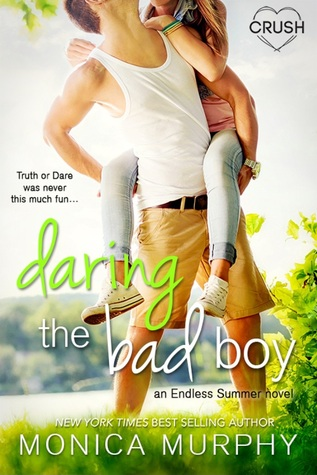 {Tour} Daring the Bad Boy by Monica Murphy (with Character Interview, Review, & Giveaway)