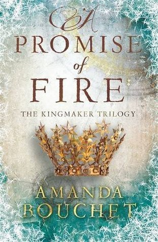 Cover - A Promise of Fire by Amanda Bouchet