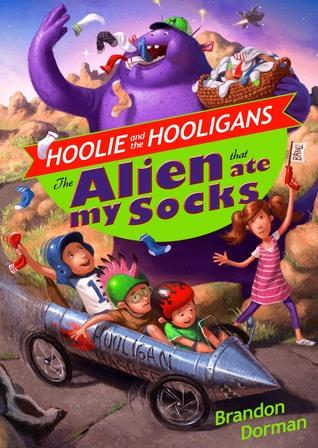 The Alien That Ate My Socks by Brandon Dorman