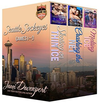 Seattle Sockeyes Hockey Boxed Set Games 1-3 (Game On in Seattle Book 0) by Jami Davenport