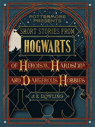 cover of short stories from Hogawarts 2