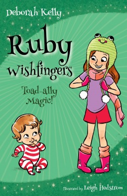 Ruby Wishfingers: Toad-ally Magic