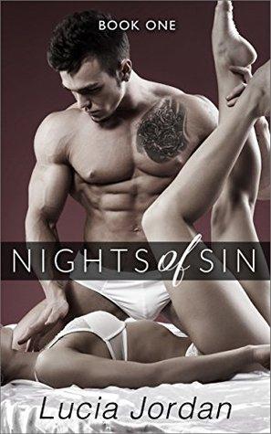 Nights of Sin by Lucia Jordan