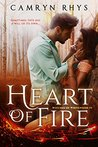 Heart of Fire: a Moonbound World series (Witches of Whitewood Book 1)