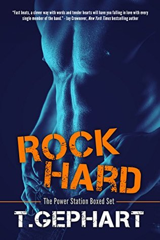 Rock Hard The Power Station Boxed Set by T Gephart