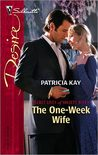 xcrookedmoonbooks: [Patricia Kay] ☆ The One-Week Wife (Secret Lives