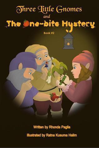 Three Little Gnomes by Rhonda Paglia