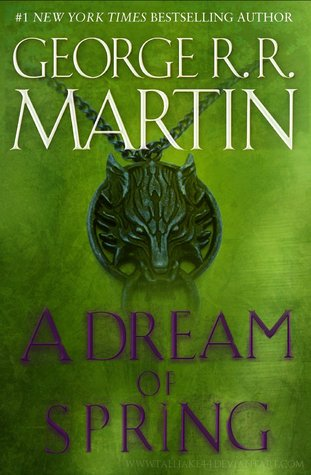 review books A Dream of Spring A Song of Ice and Fire