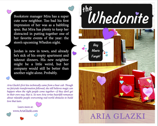 The Whedonite by Aria Glazki
