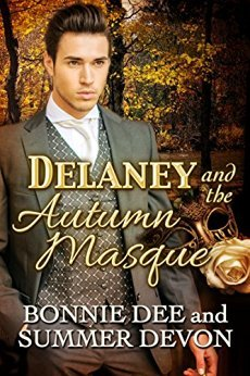 Delaney and the Autumn Masque (Victorian Holiday Hearts #4)