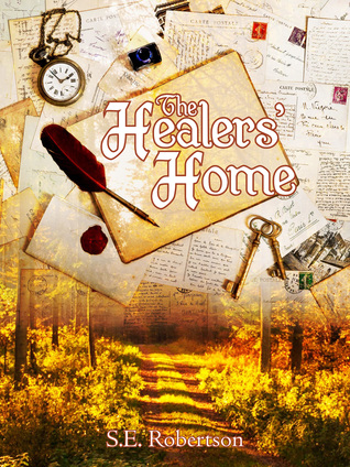 Fantasy review: 'The Healers' Home' by S E Robertson