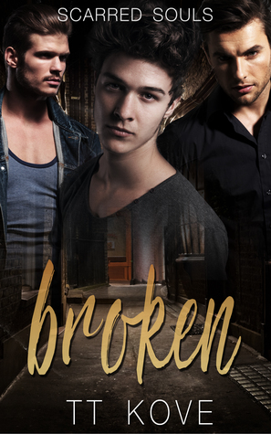 Book Review: Broken Souls (Scarred Souls #3) by T.T. Kove