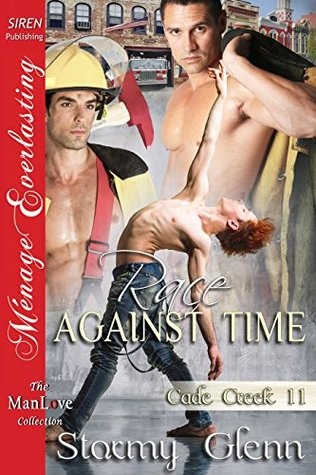 Book Review: Race Against Time (Cade Creek #11) by Stormy Glenn