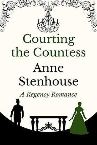 Courting the Countess by Anne Stenhouse