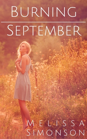 Burning September by Melissa Simonson