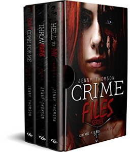 Crime Files Series Books 1 - 3 by Jenny Thomson