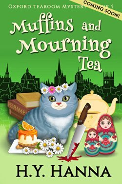 Muffins and Mourning Tea (Oxford Tearoom Mysteries, Book 5)
