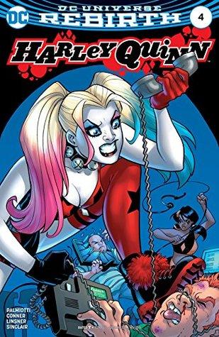 Harley Quinn (2016-) #4